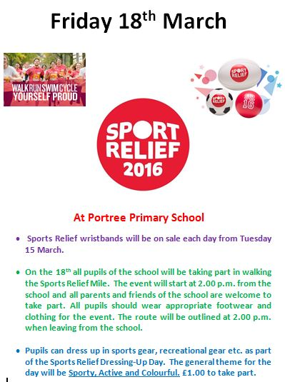 sports relief